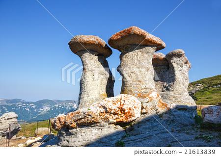 Babele - rocky structures in Bucegi, Romania 21613839