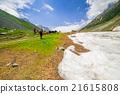 Hiking on Sonamarg mountain, Kashmir India 21615808