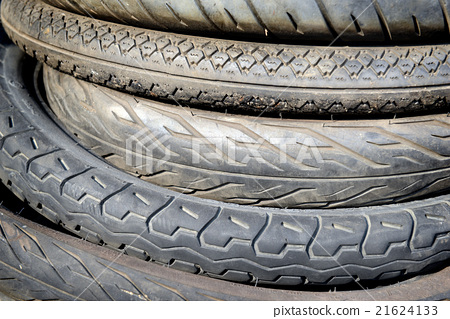 reuse and recycle motocycle wheel tire 21624133