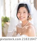 新娘美女形象 21631647