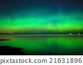 northern, lights, aurora 21631896