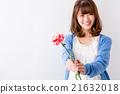 母亲节 康乃馨 花朵 21632018