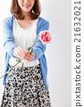 母親節 康乃馨 花朵 21632021