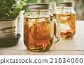 喝 飲料 冰茶 21634060