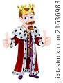 king man thumbs 21636983