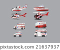transportation of ambulance 21637937