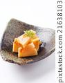 燉 竹筍 開水焯過的食物 21638103