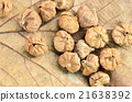 dry seed on dry leave 21638392