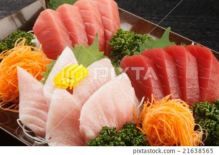 金槍魚生魚片 21638565