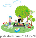 barbecue, barbecued, barbeque 21647578