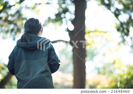 戶外 室外 女性 21648460