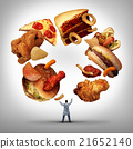 Nutritionist Concept 21652140