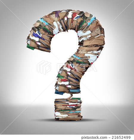 Recycle Cardboard Paper Question 21652499