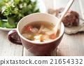汤 蔬菜 烹饪 21654332