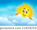sun, cloud, sky 21658250