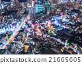 東京夜景 21665605