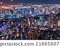 東京夜景 21665607