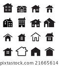 House icon 21665614