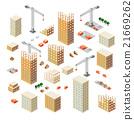 vector, construction, building 21669262