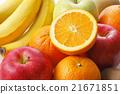 水果 橫斷面 生機勃勃 21671851