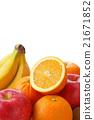 水果 橫斷面 生機勃勃 21671852