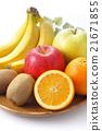 水果 橫斷面 生機勃勃 21671855