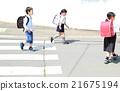 小学生 书包 儿童 21675194