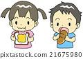 麵包 吃 品嚐 21675980