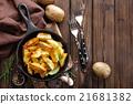 baked potato 21681382