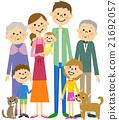 三代家庭 21692057