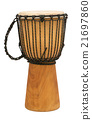 African Djembe Drum 21697860