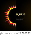 Total eclipse of the sun 21700322