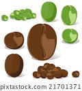 coffee bean 21701371