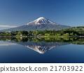 富士山 春天 春 21703922