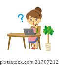 个人电脑 电脑 计算机 21707212