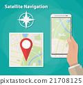 Mobile navigation concept 21708125