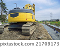 excavators, special vehicle, construction machinery 21709173