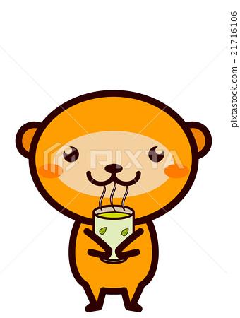 Tea time animal series 21716106