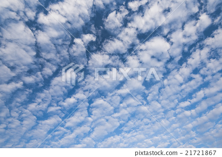 Background picture of blue sky and white clouds 21721867
