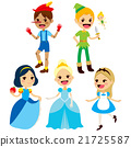 Collection Fairy Tale Characters 21725587