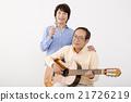 吉他 唱 情侶 21726219