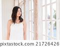 beauty, hair care, female 21726426