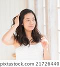 beauty, hair care, female 21726440
