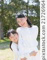 母親和女兒 21726964