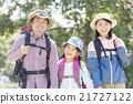 遠足 家庭 家族 21727122