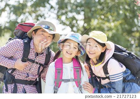 遠足 家庭 家族 21727123