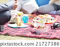 野餐 家庭 家族 21727386