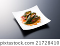 朝鮮泡菜 韓國菜 發酵食品 21728410