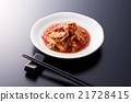 朝鲜泡菜 韩国菜 日本咸菜 21728415