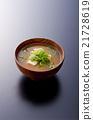味增湯 日式料理 日本料理 21728619